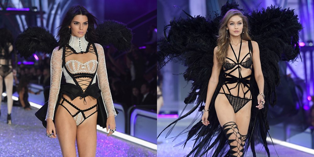 Kendall Jenner Gigi Hadid Seemingly Confirmed For Victoria S