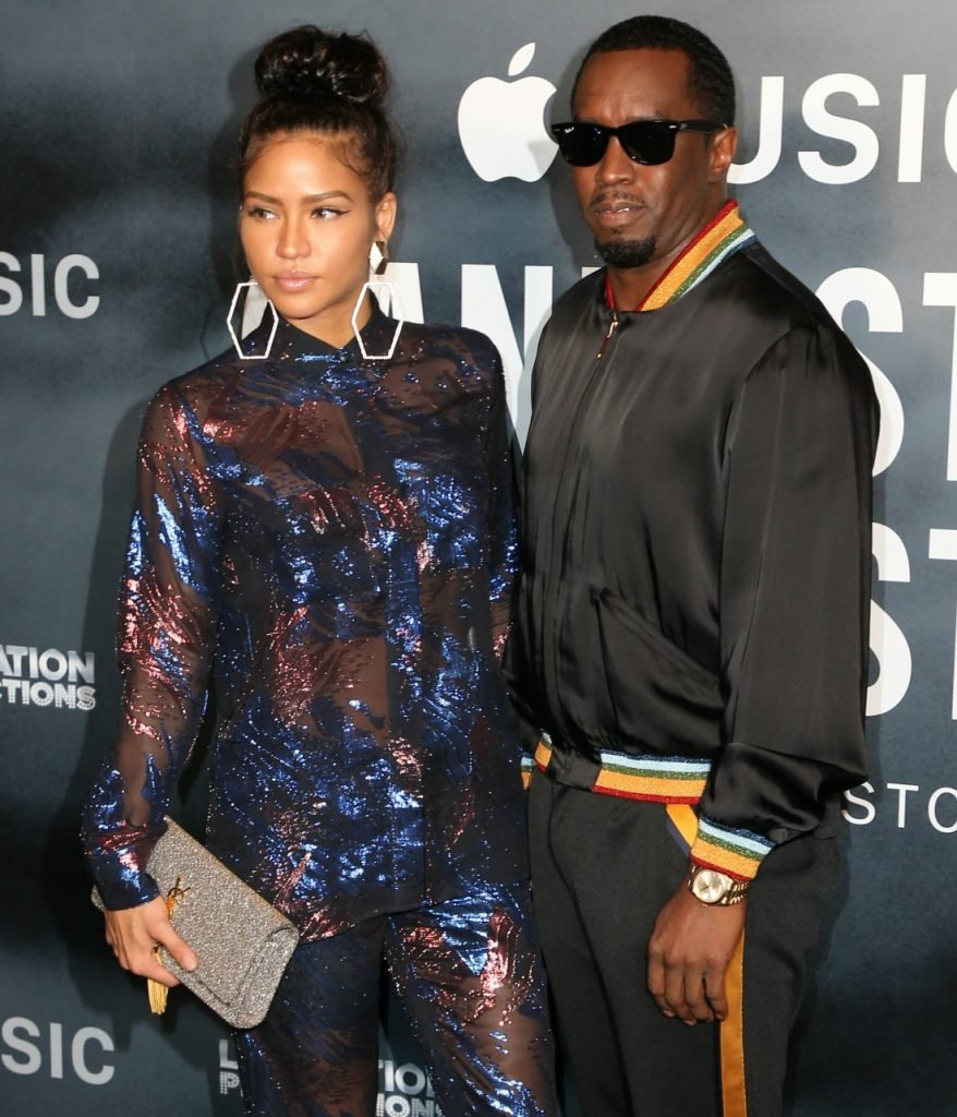 Sean Combs & Cassie broke up after 11 years, he's already
