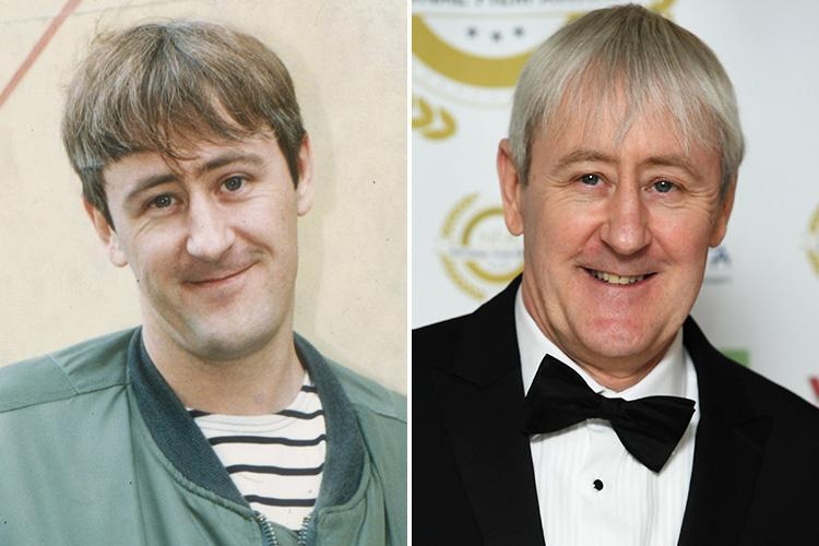 How Old Is Nicholas Lyndhurst How Tall Is The Only Fools And Horses Actor And Who S His Wife Best Tv News