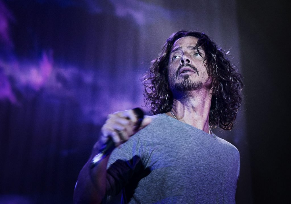 What was Chris Cornell's cause of death, when did he commit