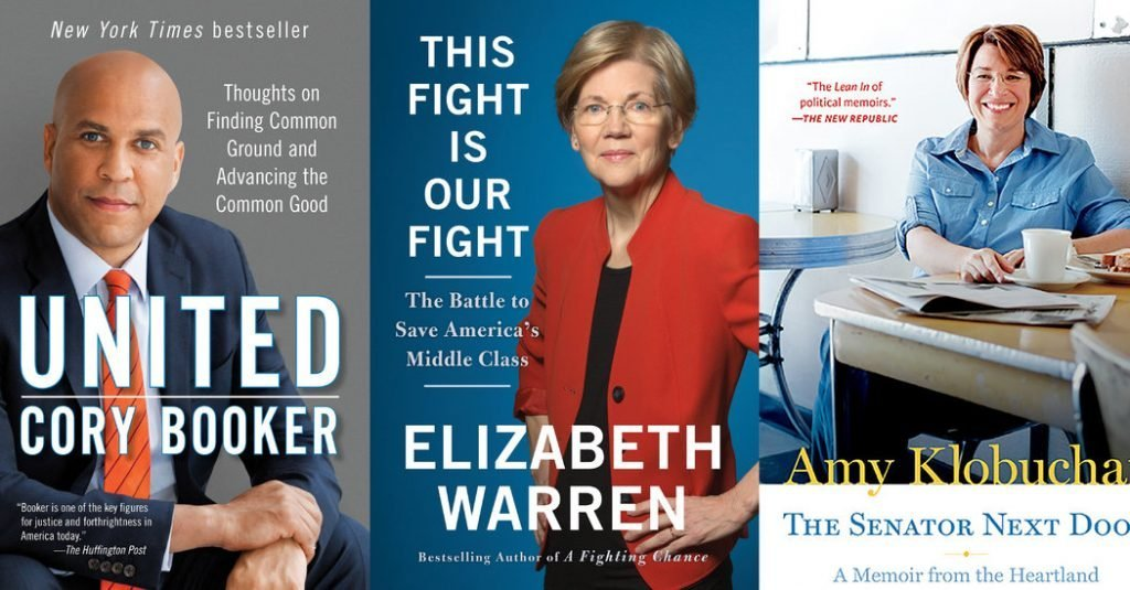Best Political Books 2020 Read Books by Kamala Harris, Kirsten Gillibrand and Other 2020