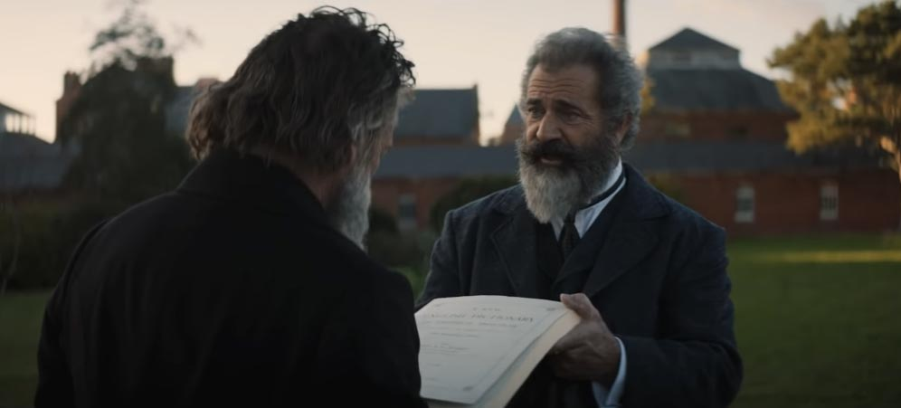The Professor and the Madman' Trailer: The Movie Mel Gibson