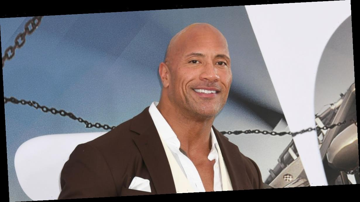 Dwayne The Rock Johnson Describes His Mouthwateringly Epic
