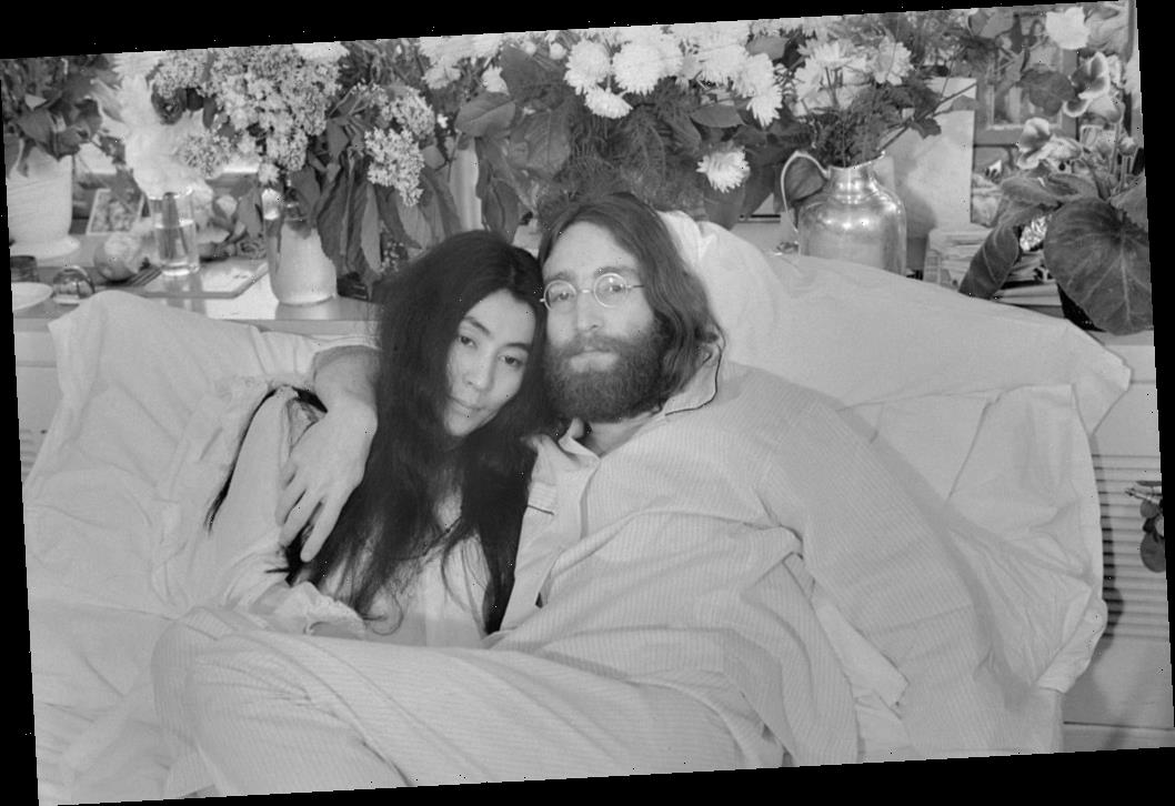 Why John Lennon And Yoko Ono Posed Naked For An Album Cover Best Tv News