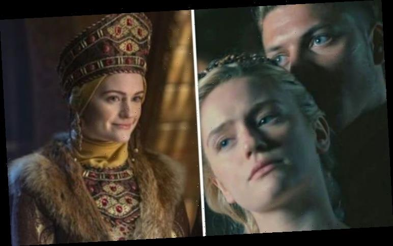 Vikings Season 6 What Happened To Freydis Is She Alive Alicia Agneson S Shock Return Best Tv News
