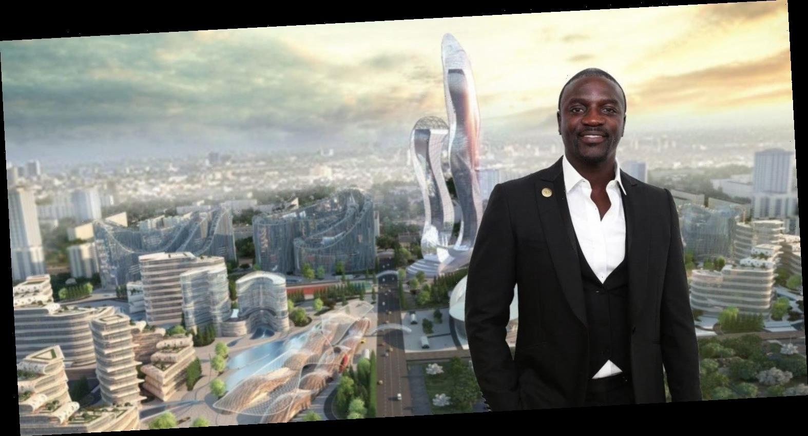 Akon Just Founded 'Akon City' in Senegal | Best TV News