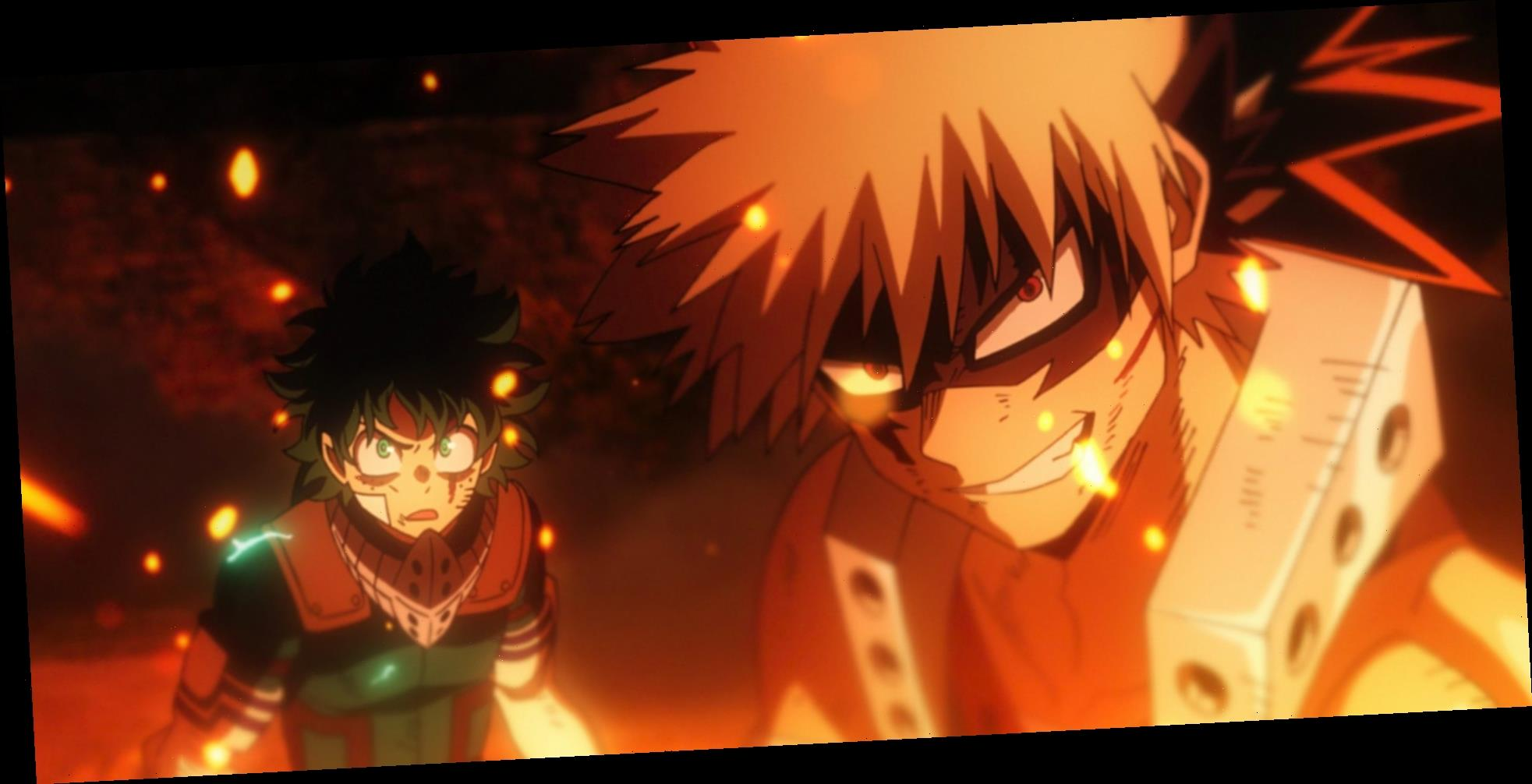 My Hero Academia Heroes Rising Review Dazzling Fight Sequences With A Plot That S Less Than Ultra Best Tv News